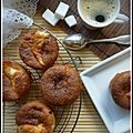 Muffins aux pommes...