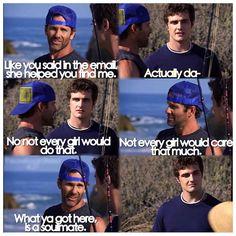 "#Awkward 4x20 ""Sprang Break (Part 1)"" - Matty and his dad"