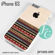 apple wood aztec3 Phone case for iPhone 6/6S/6 Plus/6S plus