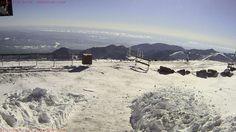 Snow on Pikes Peak!