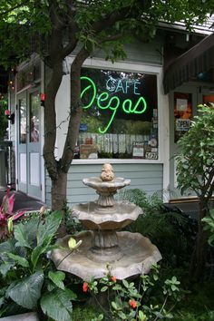 Cafe Degas, New Orleans - mml