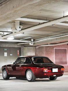 This Alfa Romeo GT 1300 Junior is for Life - Petrolicious Alfa Romeo Junior, Alfa Romeo Cars, Maserati, Ferrari, Alfa Romeo Giulia, Automotive Design, Vw Bus, Car Car, Classic Cars