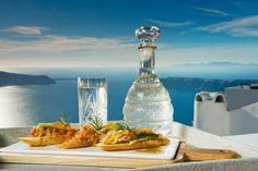 Breakfast in Sophia Luxury Suites , Santorini