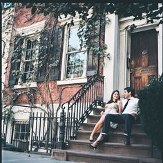 NyC engagement by smoothdude, via Flickr