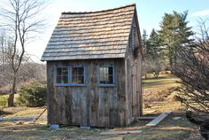 Awesome coop designed to match the rustic home and barn on the property.