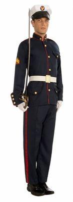 Adult Formal Marine Costume  sc 1 st  Pinterest & 11 best Military Costumes images on Pinterest | Adult costumes ...