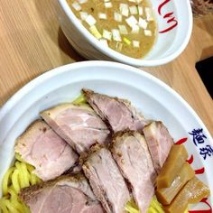 #ramen #tsukemen #chashumen #chashutsukemen #awesome #loveit #mybest #onarimon #shinbashi #japan #ラーメン #つけ麺 #チャーシューつけ麺 #チャーシュー #新橋 by all_about_ramen_and_food
