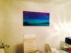 Mister Escobar, surf artist, arte gran formato mr. escobar guadalajara mexico surf art, carlos escobar. isla Jackeline