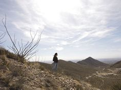 Franklin Mountains State Park encompasses 24,000 acres of Chihuahuan desert wilderness in West Texas, just outside of El Paso. The park's 135 miles of multi-use trails attract mountain bikers from around the state and country.