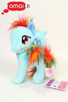 My Little Pony: Rainbow Dash plush toy (14cm) - 11,50 EUR : Manga Shop for Europe, A great selection of anime products