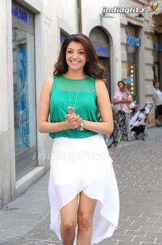 Kajal Agarwal - Tamil Actress Image Gallery Image Gallery