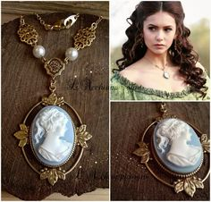 The Vampire Diaries jewelry Katherine Pierce by LAcchiappasogni