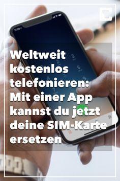 Unabhängig von Telekom, Vodafone & Co.: Satellite-App startet die eSIM - New Ideas Smartphone Hacks, Android Smartphone, Handy Smartphone, Apple Latest Phone, Fujifilm Instax Mini, Latest Mobile Phones, Android Hacks, Iphone Photography, Photography Tricks