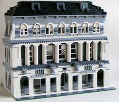 a nice building