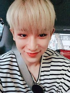 [#Wonho] Let's go~ Here are my morning selfies lol  Have a great day today~ FROM. MONSTA X TWITTER