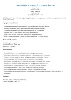 resume medical technologist ascp pdf