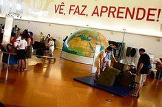 Pavilhão do Conhecimento - Lisbon