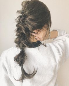 憧れの外国人風スタイルはこう作る!動画でわかるアレンジ術10連発 - LOCARI(ロカリ) Hair Arrange, Hair Inspiration, Hair Beauty, Dreadlocks, Hair Styles, Hair Plait Styles, Hair Makeup, Hairdos, Haircut Styles
