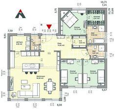 grundriss bungalow deeviz for bungalow l form luxus bungalow l form bilder wie dein wohn stilen. Black Bedroom Furniture Sets. Home Design Ideas
