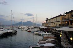 Napoli - Santa Lucia Port