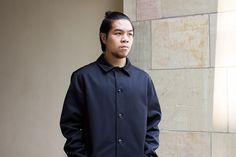 Libertine-Libertine – Toddler Mesh Coat (black) #Streetwear #LibertineLibertine #SUPPA #MRQT