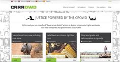 Grrrowd: How much justice can we crowdsource?