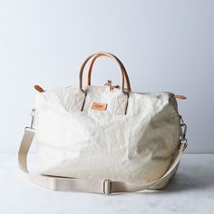 Roma Weekend Bag on Food52