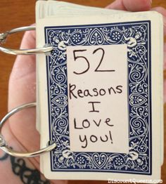 52 Reasons I Love You Valentines Day Craft!