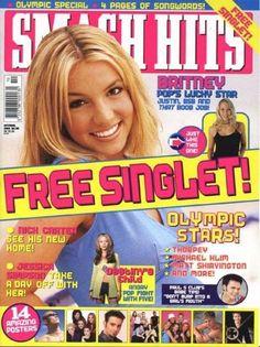 Britney Spears (2000 by Art Streiber) [10/01/00 issue] #SmashHits #UK