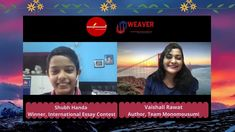 Interview of Shubh Handa Winner of International Essay Contest-Host Vais... Essay Contests, Announcement, Interview, Author, Writers