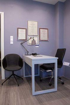 Γραφείο σε ματ λάκα