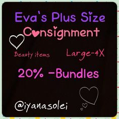 PLUS Size Fashion Only coming soon Store Coming Soon!  More info August 2016…