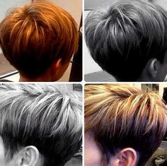 Short Pixie Hairstyles 2014 – 2015 | Pink and Milk