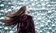 See what causes dry, frizzy hair -- plus, how to prevent it. Protein, Luscious Hair, Dry Scalp, Frizzy Hair, Winter Hairstyles, Styling Tools, How To Better Yourself, Keratin, Hair Goals