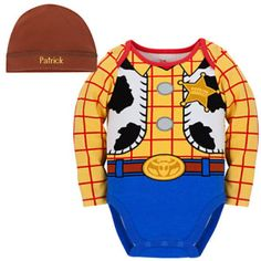 Eco-Friendly & Organic Halloween Costumes for Baby/Toddler: Disney Organic Halloween Bodysuits (available in almost every popular Disney character!)