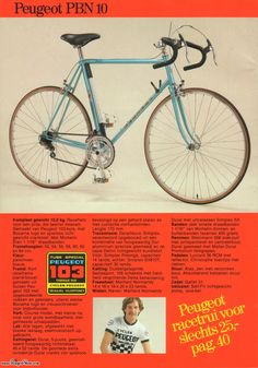 58f8271a8 In t oranje. Mijn eerste fietsje (lang geleden)