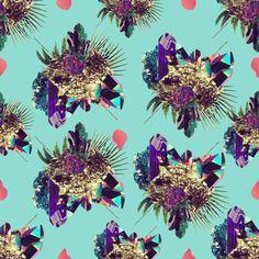 Carolina Nino Buro Mixed Media Collages | Trendland