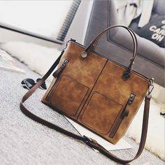 New Women Shoulder Bags Vintage