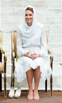 KUALA LUMPUR, MALAYSIA - SEPTEMBER 14: Catherine, Duchess of Cambridge visits...