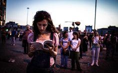 Taksim Square Book Club http://womendergisi.com/gezi-kitap-kulubu/