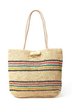 Hampton Tote by Mar Y Sol.