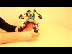 Transformers Titans Return Sixshot - GotBot True Review NUMBER 218