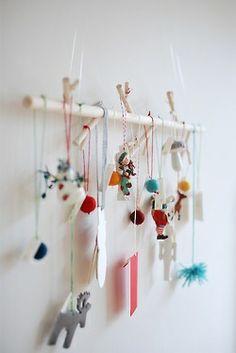 Cute Advent calendar idea maybe? xx