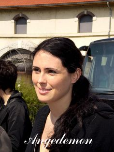 Sharon den Adel from Within Temptation (Tranbordeur, Lyon 2007)