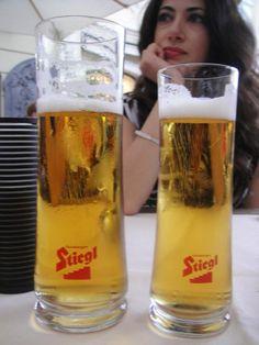 Stiegl, Austria Drink Beer, Austria, Mugs, Places, Tumblers, Mug, Lugares, Cups