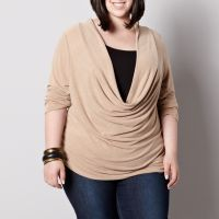 Plus size, my style. but only with a different color