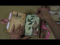 ▶ CHUNKY JUNK JOURNAL PROJECT 3 - YouTube