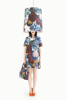 Boudoir fabric by Studio Lisa Bengtsson