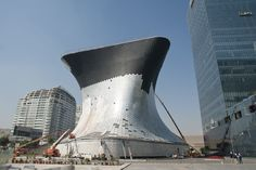 New amazing Museum in Mexico City