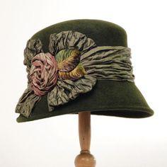 "Louise Green ""Tanya"" hat"